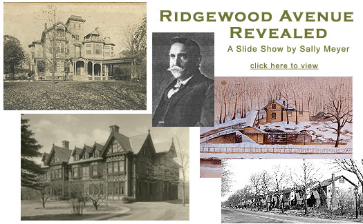 Ridgewood Avenue Revealed